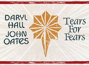 4 Hall & Oates Tears for Fears Concert Tickets 7-15-17 Fiddlers Green CO