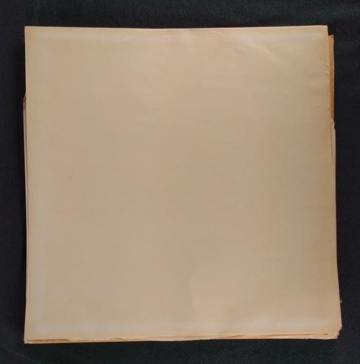 LOT OF 10 vintage blank 12