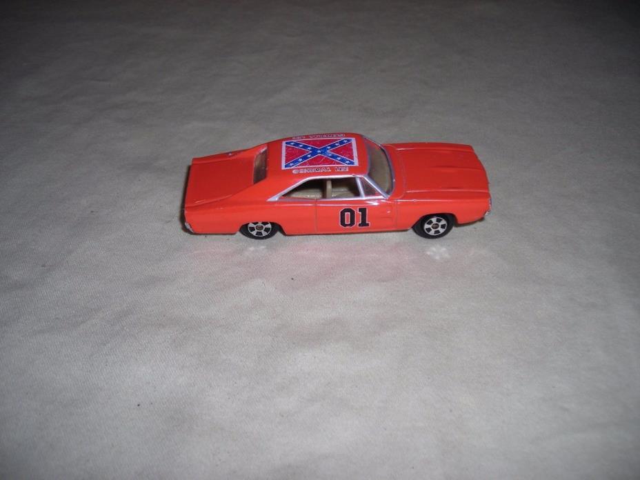 ERTL General Lee Dukes Of Hazzard 1/64 Die-Cast Car