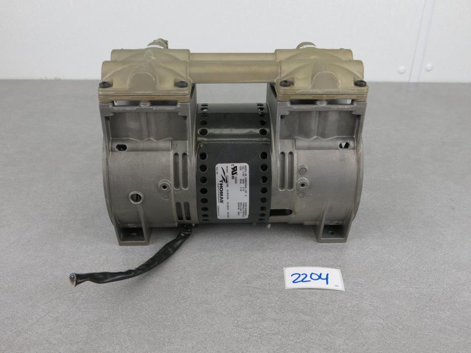 Thomas Vacuum Pump 2669VES44-337 Pumps & Compressor