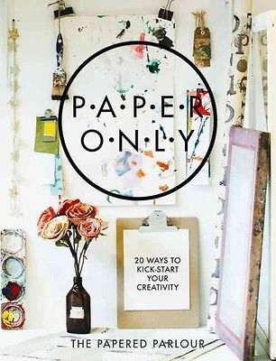 Paper Only by Claire Heafford Paperback Book (English)