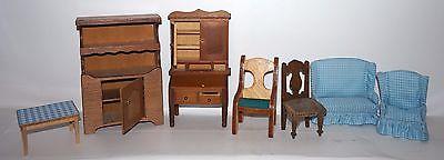 Dollhouse furniture set 1