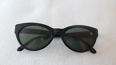 Vintage Indian Motorcycle Sunglasses w/Sterling Silver Womens New Rare