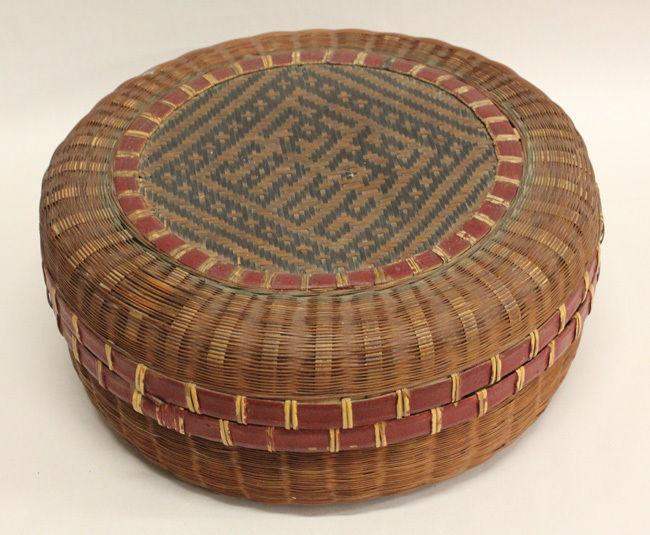 Woven Basket #1, Vintage