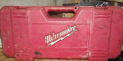 GOOD USED CASE FOR A MILWAUKEE SAWZALL 6519-22