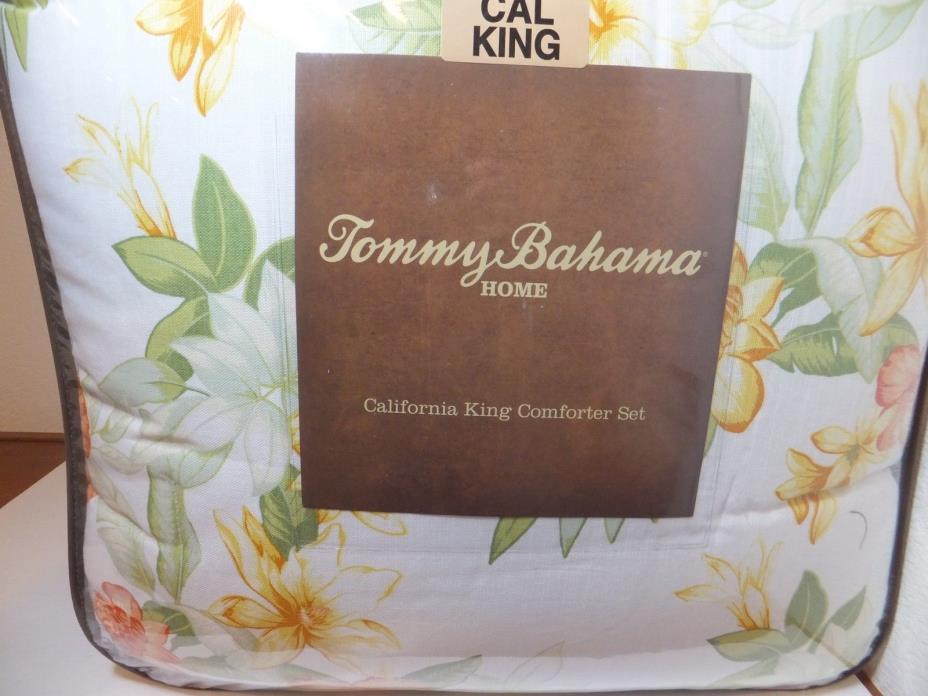 NEW Tommy Bahama 4 pc CALKING Comforter Set