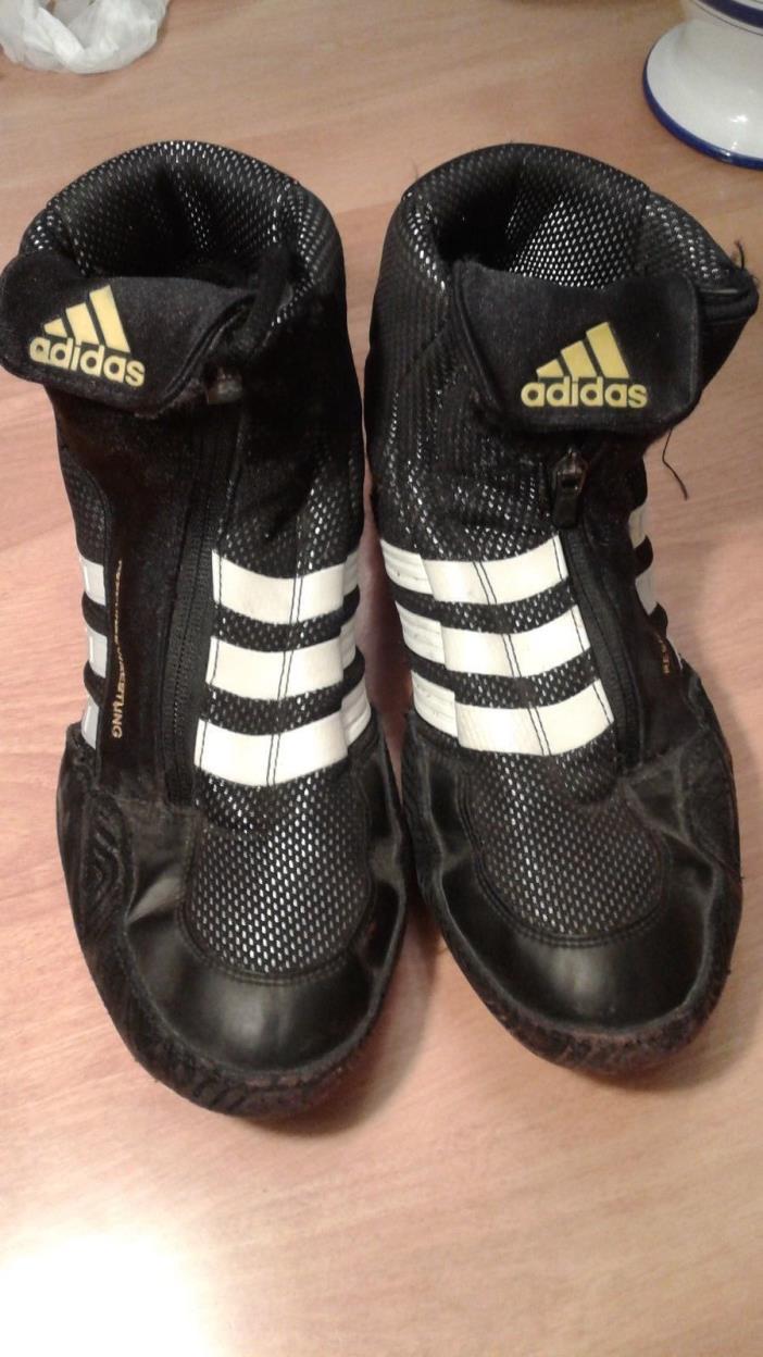 Vintage 90's Adidas Response Wrestling Shoes Size 9