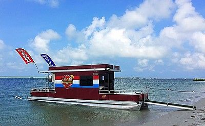 Boat/Food Truck on the Water
