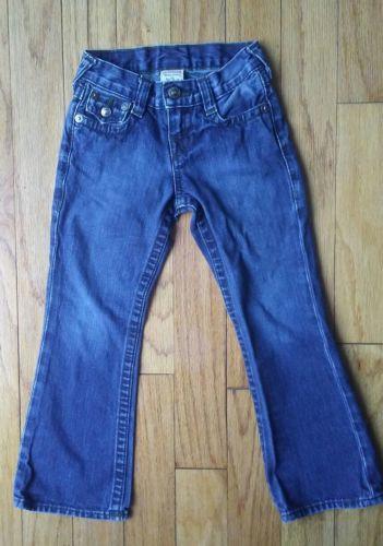 girls size 5 true religion jeans