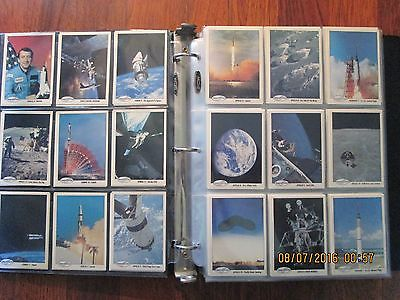 304 Space * NASA * Astronaut cards Space Shots * Man on the Moon * Moon Mars