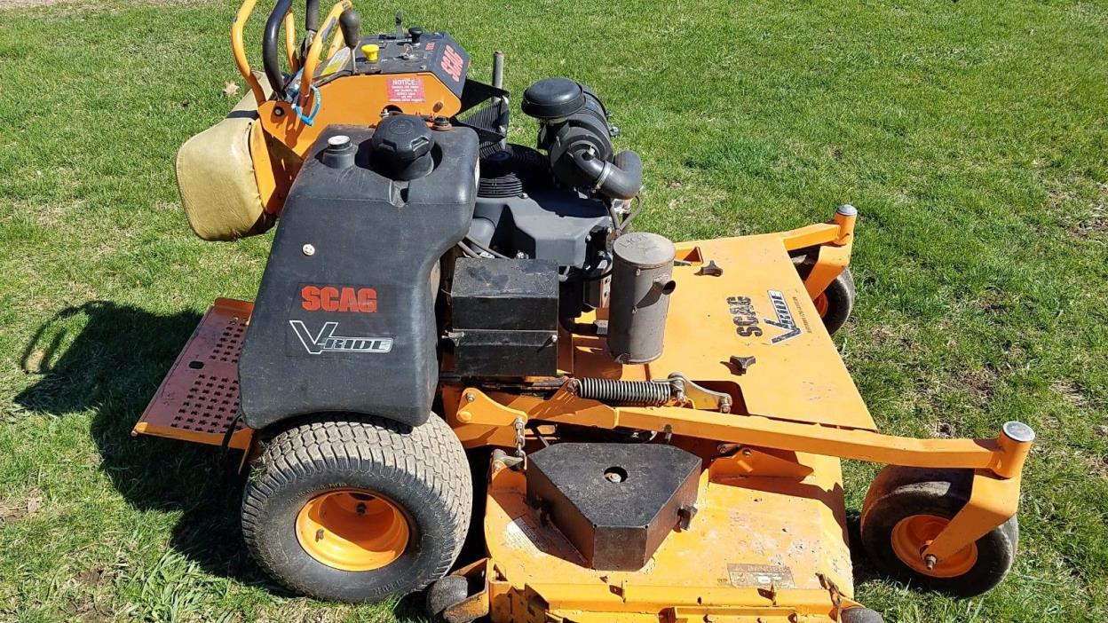 Scag Lawn Mowers For Sale Classifieds