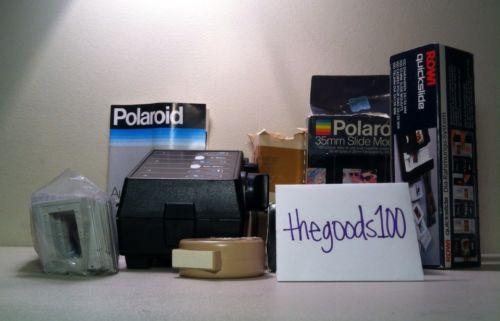 Polaroid Auto Processor for Polaroid Polachrome 35mm Slide Film