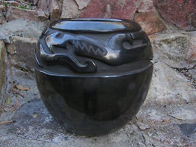 Vintage Lula Tapia Santa Clara Pottery