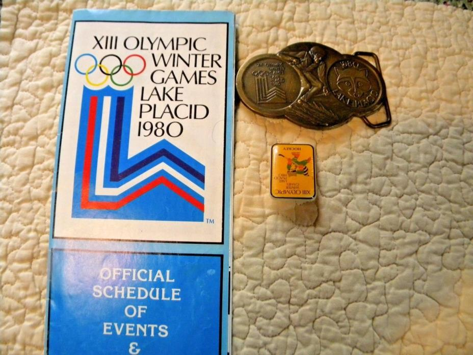Lake Placid 1980 olympic lot