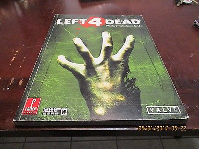 LEFT 4 DEAD Prima official game guide