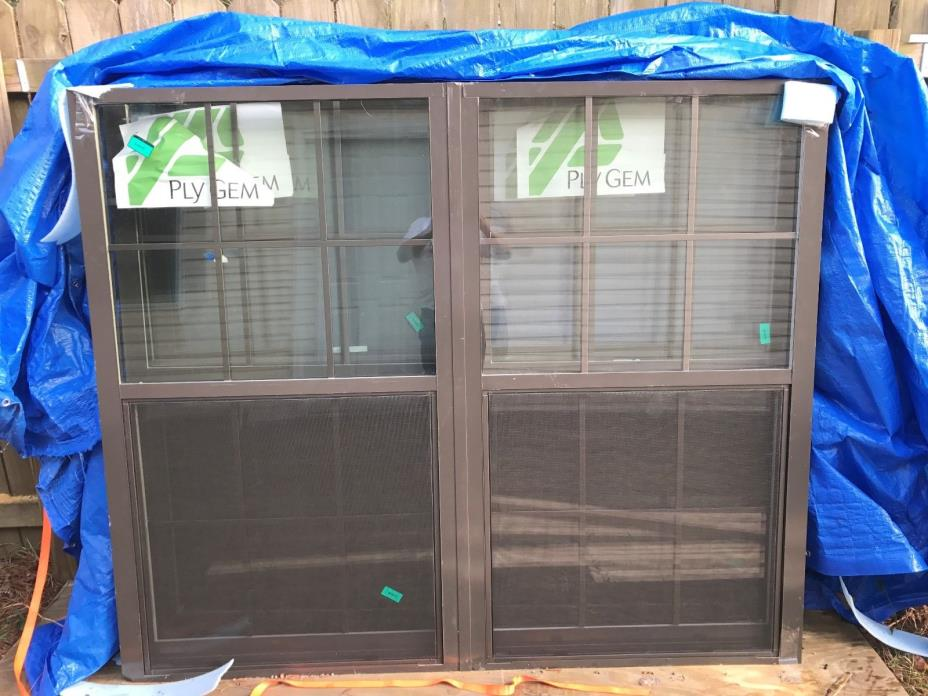 4 Brand New Windows