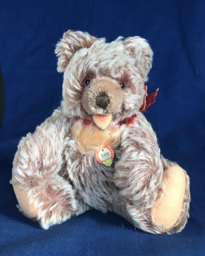 VINTAGE PLUSH STEIFF ZOTTY TEDDY BEAR *