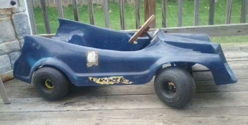 vintage batman ride on toy
