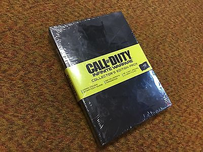 Call of Duty Infinite Warfare Collectors Edition Strategy guide NEW