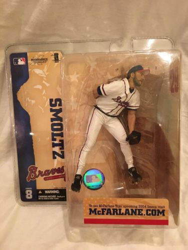 McFarlane 2004 John Smoltz MLB Atlanta Braves series 8