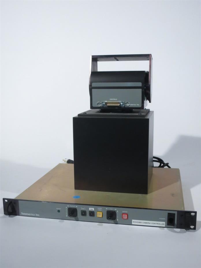 Telemetrics Remote Pan / Tilt Camera Controller and Mount