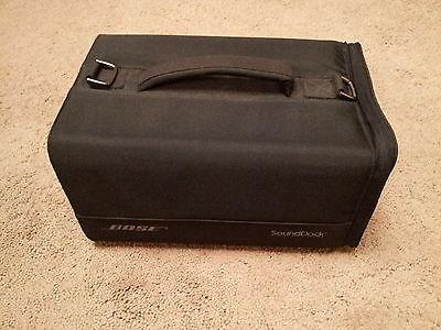 Bose SoundDock Sound Dock Bag