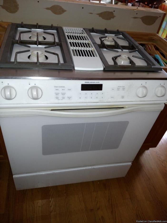 Jenn Air Gas Range For Sale Classifieds