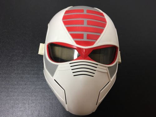 GI Joe Retaliation Ninja Storm Shadow Mask Costume Dress Up