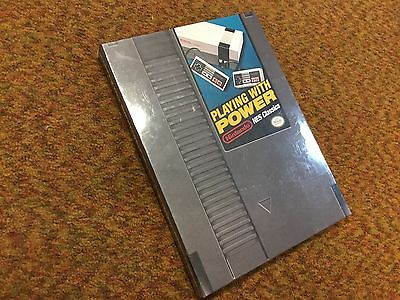 Play with Power NES Classic Collectors Edition Strategy guide NEW