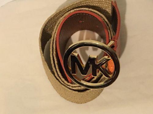Michael Kors Women's  Belt Size XL