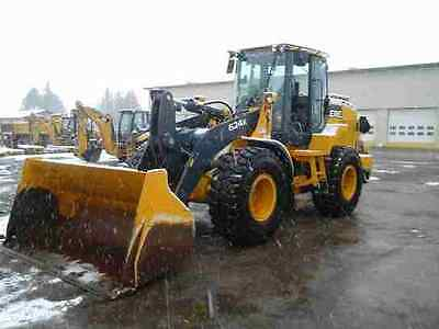 2013 John Deere 624K Wheel Loaders