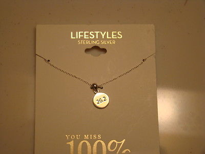Lifestyles sterling silver necklace 925