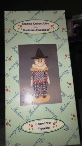 Wizard of Oz Classic Collectibles from Madame Alexander Scarecrow