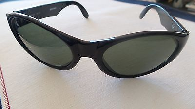 Swiss Army Sunglasses Womens Black Wenger New Vintage