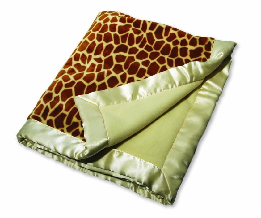 The Babymio Collection Blanket, Millie the Giraffe Baby Crib Bedding Gift Sets