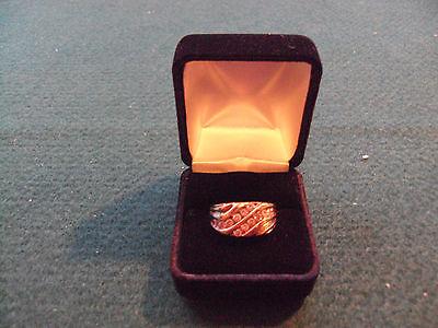 Men's Diamond Ring, 14K Gold