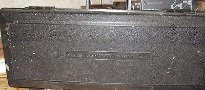 GOOD USED CASE FOR A CRAFTSMAN RECIPROCATING SAW