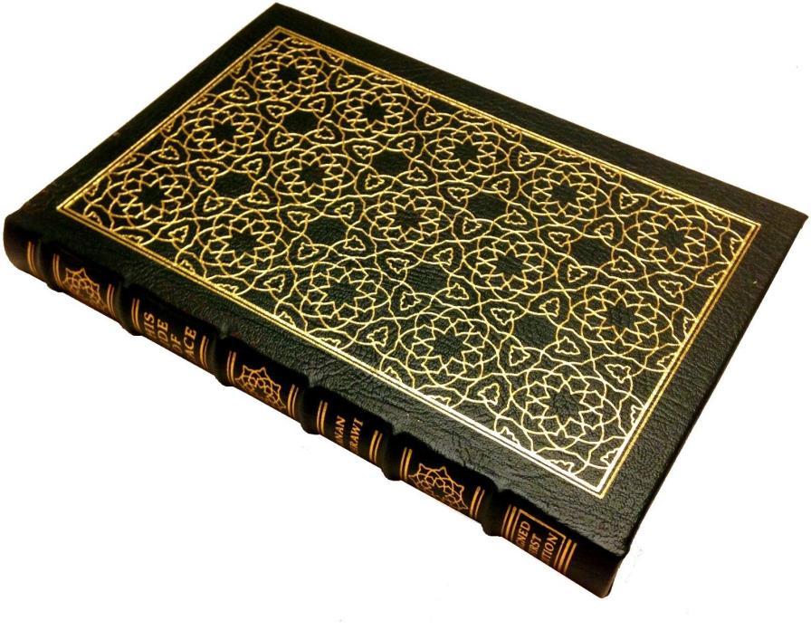 This Side Of Peace, Hanan Ashrawi, Easton Press Leather