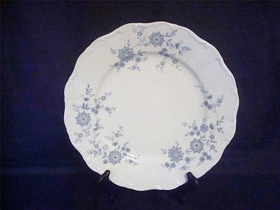 SELTMANN WEIDEN BAVARIAN BLUE CHRISTINA - ONE DINNER PLATE - BEAUTIFUL!