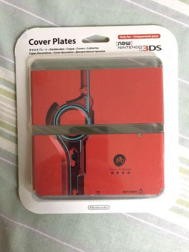NEW Nintendo 3DS Kisekae Cover plates No.059 Xenoblade