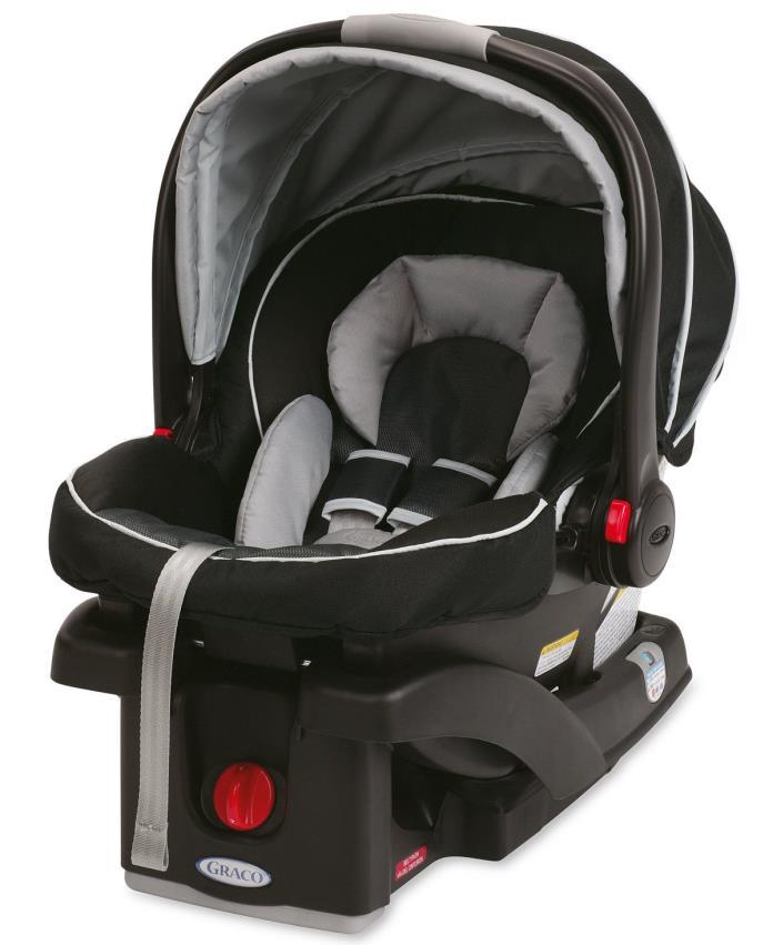 Graco SnugRide Click Connect 35 Infant Car Seat - 2 Color Choose - FREE SHIP