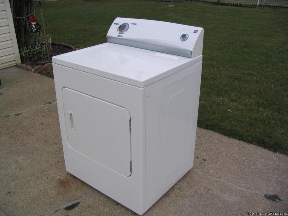 Element Kenmore Dryer For Sale Classifieds