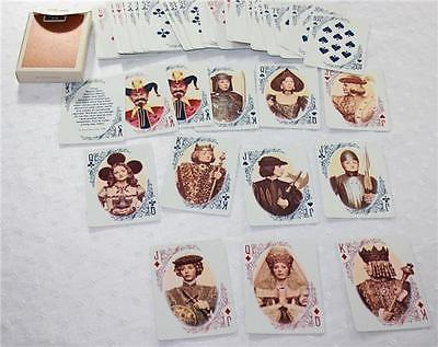 1985 Virginia Slims Playing Cards You've Come A Long Way Baby 55 Cards in Deck