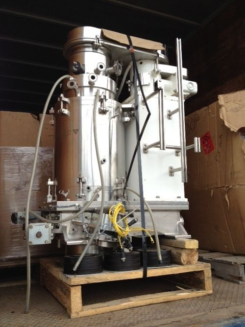 Carr P12 Powerfuge Separation System, 500 Liters/Hour
