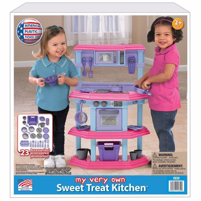 American Plastic Toy Homestyle Kitchen For Sale Classifieds