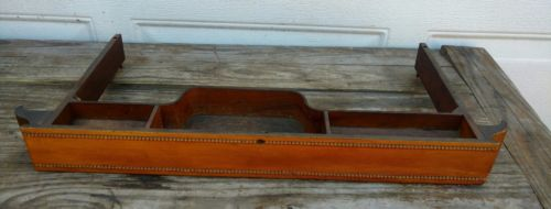 Antique Singer Treadle Sewing Machine Cabinet Replacement CENTER DRAWER 1915