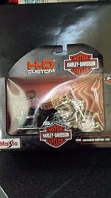Masito Harley Davidson Motor Cycle 1999 FLHR Road King