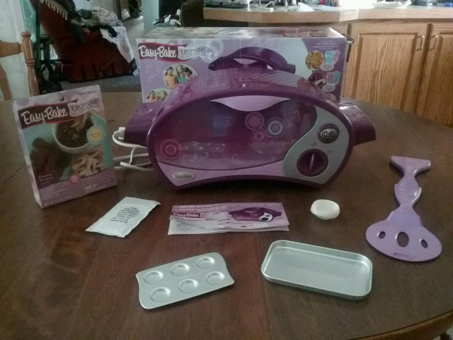 Easy Bake Ultimate Oven