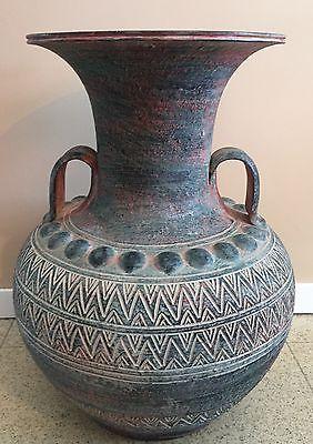 Terra Cotta Decorative Vase