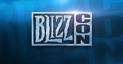 BlizzCon 2017 Single (1) GA General Admission Pass - Round 2 11/3/17 -11/4/17